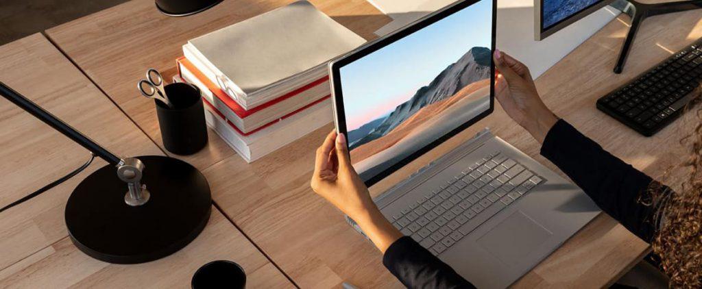 لپ تاپ سرفیس بوک 3