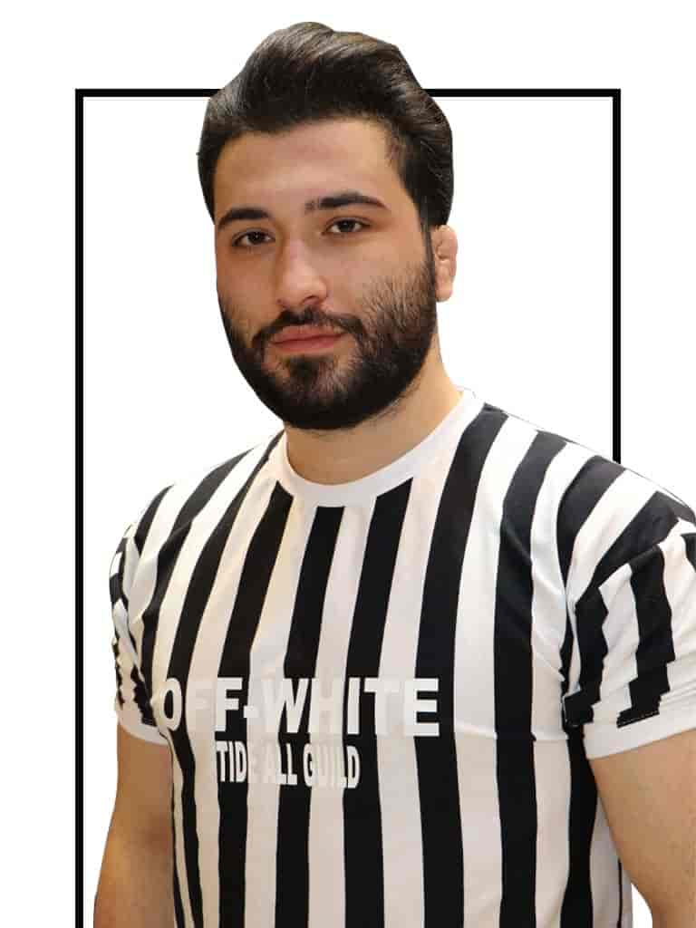 Amirhossein Taqizadeh