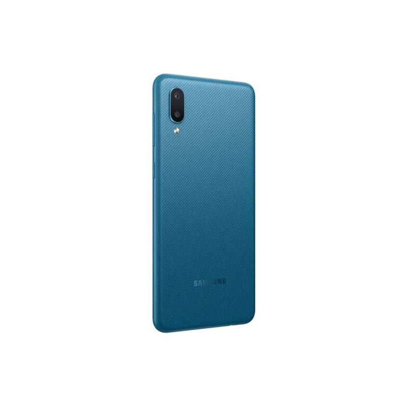 گوشی A02 سامسونگ آبی